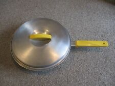 More details for retro/ vintage 1960s / 70s 4 egg poacher. langley pottery cups.