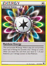 RAINBOW ENERGY REV HOLO 131/146 - XY POKEMON SPECIAL ENERGY CARD - IN STOCK NOW!