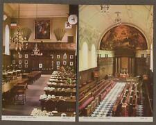 CHELSEA Royal Hospital Chapel & Hall   RP. Old Postcards Photograph    Q.131