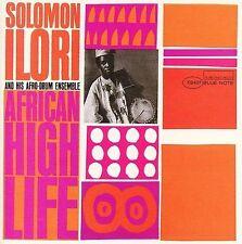 African High Life [Bonus Tracks] [Remaster] by Solomon Ilori (CD, Jun-2006, Blue