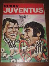 HURRA' JUVENTUS 1971/10 MARSA TARANTO CATANZARO PAVONE