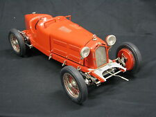 Pocher Alfa Romeo 8C 2300 Monza 1931 1:8 Red (Built Kit)