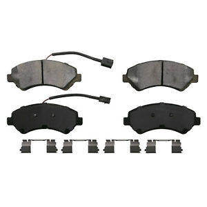 Disc Brake Pad Set-SevereDuty Disc Brake Pad Front Wagner SX1842