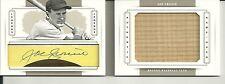 JOE CRONIN JUMBO GAME USED BAT AUTO BOOK #1/5 EBAY 1/1 2014 NATIONAL TREASURES