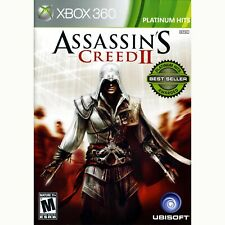 Assassin's Creed II Xbox 360 [Brand New]