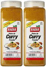 Badia Curry Powder Jamaican Style Sason Curry  16 Oz.  2 Pack.