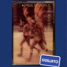 "PAUL SIMON'S "" THE RHYTHM OF THE SAINTS "" MUSICASSETTA SIGILLATA MC K7"