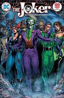 Joker 80th Anniversary Jim Lee Variant 1970s DC Comics 1st Print NM PRESALE 6/10