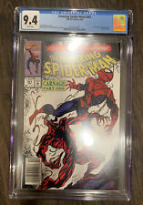 Amazing Spider-Man #361 CGC 9.4 NEWSSTAND NM 1st Appearance of Carnage