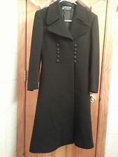 Victorian Style Long Coat Professionally Tailored Ideal for Goth/Steampunk Look