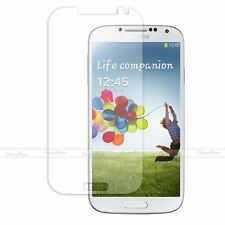 5x TOP QUALITY CLEAR SCREEN PROTECTOR FOR SAMSUNG GALAXY S4 IV i9500 & i9505 LTE