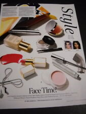 FACE TIME with Selena Gomez and Katy Perry original 2015 Promo Display Page mint