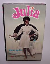Diahann Carroll TV Show Julia Dress Up Kit Colorforms Play Set 355 Unused 1963