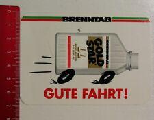Autocollant/sticker: Brenntag Gold Star huile (30031715)