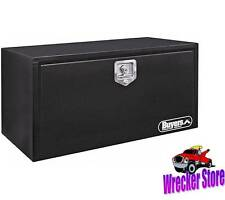 "Buyers Products 1703350, Underbody Toolbox, 14"" H x 12"" D x 24"" W, Rollback, etc"