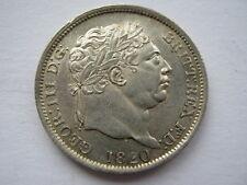 1820 Shilling, NEF. ACS
