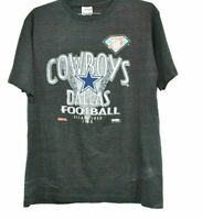 Trench Adult Size XL Vintage NFL 1994 Dallas Cowboys Short Sleeve T-Shirt