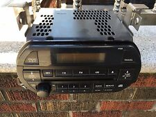 2002 - 2004 Nissan Altima Cd Radio OEM