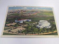 FORD ROTUNDA, ADMINSTRATION BUILDING - ROUGE PLANT DEARBORN MICHIGAN - POSTCARD