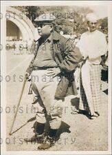 1958 Burma President Wi Maung in Rangoon Press Photo