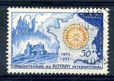 STAMP / TIMBRE FRANCE OBLITERE N° 1009 ROTARY