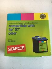 Remanufactured Inkjet Catridge Color For An HP 57