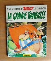 "E.O. Astérix ""La grande traversée"" 1975 Goscinny-Uderzo TBE"