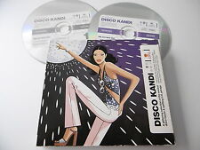 HED KANDI DISCO HEAVEN HEDK008 2 CD 21 TRACKS FIRE ISLAND LOVESTATION ECLIPSE