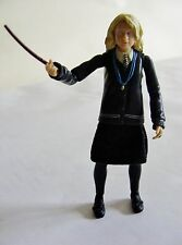 Harry Potter Luna Lovegood Loose Figure With Original Wand Order of the Phoenix