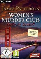 James Patterson: Women's Murder Club - Death in Scarlet für Pc Neu/Ovp