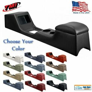 Full Length Console for 1965 - 66 Mustang Convertible in Many Colors