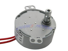 TYC-50 Synchronous Motor 110V AC 0.8/1 RPM CW of a Electric Motor Company CHANCS