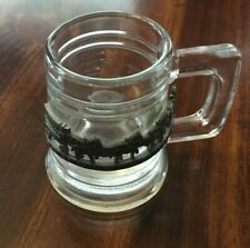 Vintage Budweiser Clydesdale Beer Stein Shaped Shot Glass