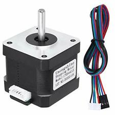 17 Stepper Motor High Torque Bipolar Dc Step Motor Kit Low Noise 4 Wire Unive