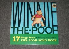 Winnie The-Pooh~Starring Jack Gilford~1952 Children's Stories~FAST SHIPPING!!