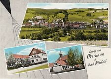Ansichtskarte Hessen  Gruß aus Oberhaun bei Bad Hersfeld