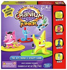 Cranium Junior board game from Hasbro Gaming.