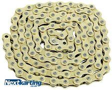 Odyssey BLUEBIRD Catena 1/2 x 1/8 GOLD-BN-nextkarting -