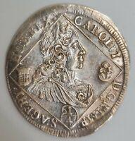 Hungary 1/4 Taler 1731 N-B