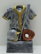 Lot Of 7 Baseball Jersey Trophy Resin Stands 0006