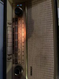 Vintage Grundig Majestic 2320 SW FM BC Radio Made In West Germany