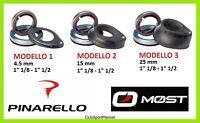 """Serie sterzo bici bicicletta in carbonio Pinarello Most Bike 1"""" 1/8 - 1"""" 1/2"""