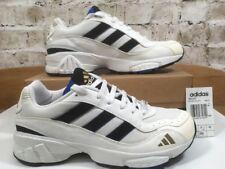 Vintage 1998 Adidas Torsion Galaxy Tenis UK 9.5 nos 10 Eu44 rara Zapatillas