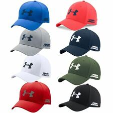 Under Armour 2017 Headline Stretch Fit Hat Performance Mens Golf Cap