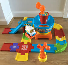 Vtech Toot Toot Drivers Airport With Aeroplane & Track Bundle - Preschool