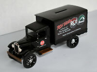 RCA Victor Radio Phonograph Records Die Cast Toy Truck Bank Nipper Dog Camden NJ