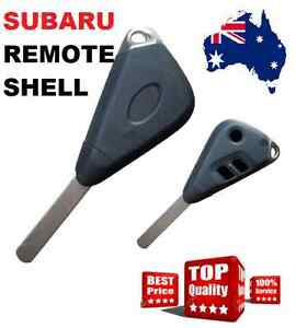 Remote car key shell suitable for Subaru Outback Impreza Tribeca Legacy Forester