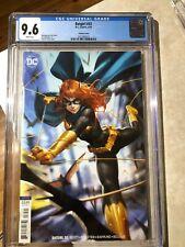 Batgirl #32 CGC 9.6 Graded - Derrick Chew Variant Cover