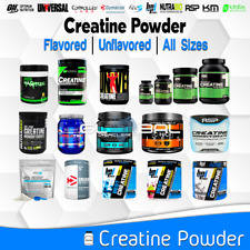Creatine Powder Pure Nutrition Monohydrate Micronized g lot ALL SIZES / FLAVORS