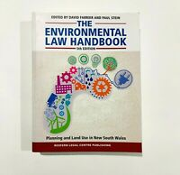 The Environmental Law Handbook: Planning and Land Use in NSW Stein, Farrier 5,e